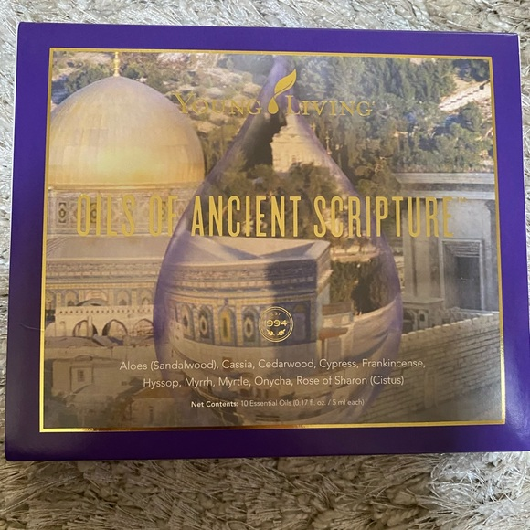 Young living oils of ancient scripture kit
